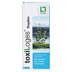 ToxiLoges 100 Milliliter N2 - Vorderseite
