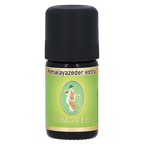 PRIMAVERA Himalayazeder Extra ätherisches Öl 5 Milliliter