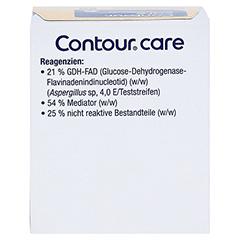 CONTOUR Care Sensoren 50 Stück - Rückseite