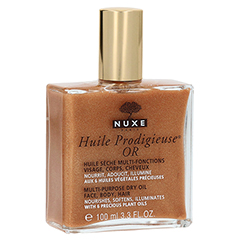 NUXE Huile prodigieuse Or 100 Milliliter