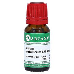 AURUM METALLICUM LM 30 Dilution 10 Milliliter N1