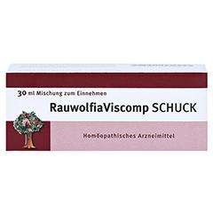 RAUWOLFIAVISCOMP Schuck Tropfen 30 Milliliter - Vorderseite