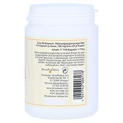 EMU ÖL Kapseln 750 mg naturrein 110 Stück - Linke Seite