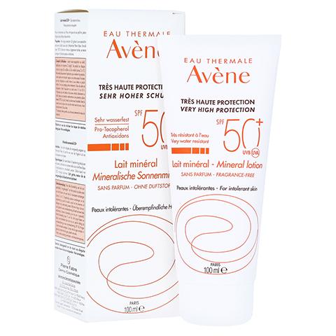 Avène Sonnenmilch SPF 50+ mineralisch 100 Milliliter