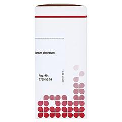 BARIUM CHLORATUM D 30 Tabletten 80 Stück - Rechte Seite