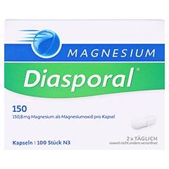 Magnesium-Diasporal 150 100 Stück N3 - Vorderseite
