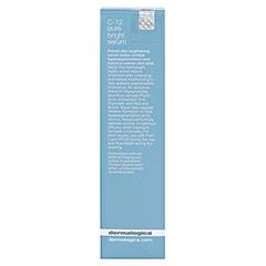 dermalogica C-12 Pure Bright Serum 50 Milliliter - Rückseite