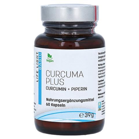 Curcuma+schwarzer Pfeffer Kapseln 60 Stück
