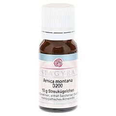 ARNICA MONTANA D 200 Globuli 10 Gramm N1