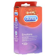 DUREX Emotions Kondome 8 Stück