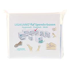 LIGASANO Roll weiß Verb.1x5,5x200 cm unst.Spen.B. 1 Stück