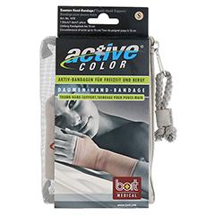 BORT ActiveColor Daumen Hand Band.S haut 1 Stück