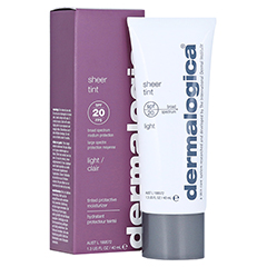dermalogica Sheer Tint SPF 20 Light 40 Milliliter