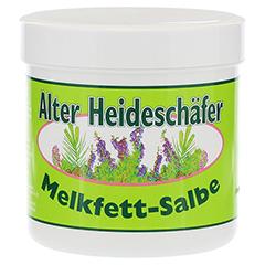 MELKFETT SALBE Alter Heideschäfer 250 Milliliter