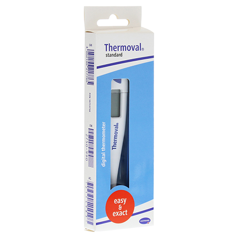 THERMOVAL standard digitales Fieberthermometer 1 Stück
