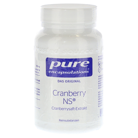 PURE ENCAPSULATIONS Cranberry NS Kapseln 60 Stück