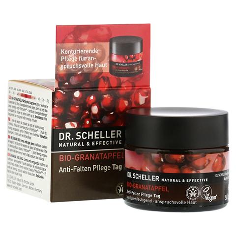 DR.SCHELLER Bio-Granatapfel Anti-Falten Pfl.Tag 50 Milliliter