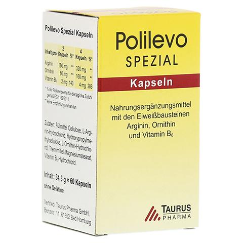 POLILEVO spezial Kapseln 60 Stück