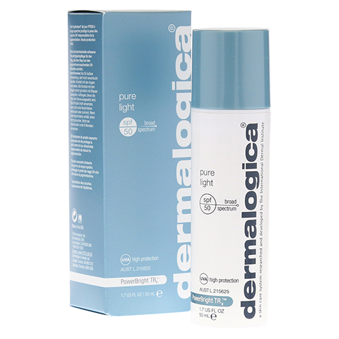 dermalogica Pure Light SPF 50 50 Milliliter