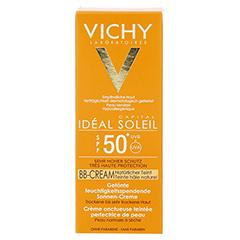 VICHY IDEAL SOLEIL BB Creme LSF 50+ 50 Milliliter - Vorderseite