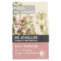 DR.SCHELLER apothecary Bio-Thymian 24 h Pflege 50 Milliliter - Vorderseite