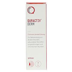 QURACTIV Derm Spray 7 Milliliter - Vorderseite