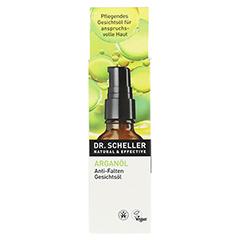 DR.SCHELLER Arganöl&Amaranth Öl 30 Milliliter - Vorderseite