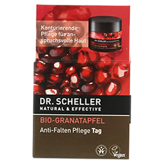 DR.SCHELLER Bio-Granatapfel Anti-Falten Pfl.Tag 50 Milliliter - Vorderseite