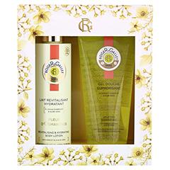 R&G Fleur d'Osmanthus Set Duschgel+Körpermilch 1 Packung - Vorderseite
