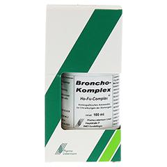 BRONCHO KOMPLEX Ho-Fu-Complex Tropfen 100 Milliliter N2 - Vorderseite
