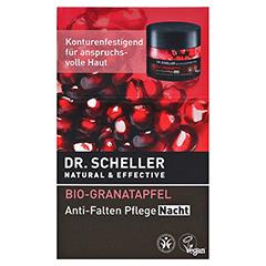 DR.SCHELLER Bio-Granatapfel Anti-Falten Pfl.Nacht 50 Milliliter - Vorderseite