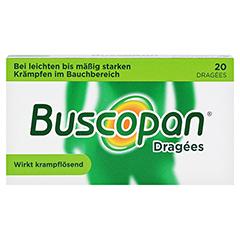 Buscopan Dragees 20 Stück N1 - Vorderseite