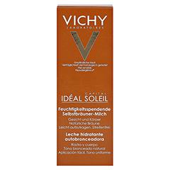 Vichy Ideal Soleil Selbstbräuner-Milch 100 Milliliter - Vorderseite