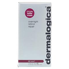 dermalogica Overnight Retinol Repair inkl. Buffer Cream 30+15 Milliliter - Vorderseite
