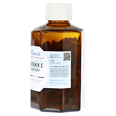 NATURAFIT Vitamin C 500 Depot Kapseln 240 Stück - Linke Seite