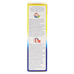 SCHOLL Eingewachsene Zehennägel Clips & Spray 1 Stück - Linke Seite