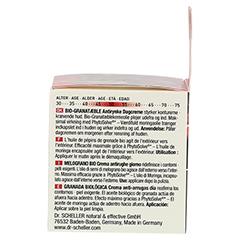 DR.SCHELLER Bio-Granatapfel Anti-Falten Pfl.Tag 50 Milliliter - Linke Seite