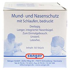 PARI NaCl Inhalationslösung Ampullen 20x2.5 Milliliter - Linke Seite