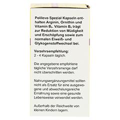POLILEVO spezial Kapseln 60 Stück - Rechte Seite