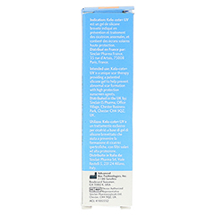 KELO-cote UV Silikon Narbengel LSF 30 6 Gramm - Rückseite