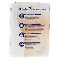 KOLIBRI comfort premium Einlagen anatomisch mini 28 Stück - Rückseite