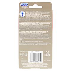 DUREX Gefühlsecht Ultra Kondome 12 Stück - Rückseite