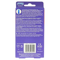 DUREX Emotions Kondome 8 Stück - Rückseite