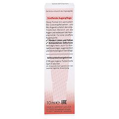 WELEDA Granatapfel straffende Augenpflege 10 Milliliter - Rückseite