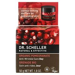 DR.SCHELLER Bio-Granatapfel Anti-Falten Pfl.Tag 50 Milliliter - Rückseite