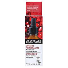 DR.SCHELLER Bio-Granatapfel Anti-Falten Pfl.Serum 30 Milliliter - Rückseite