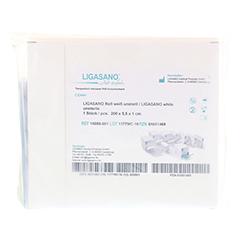 LIGASANO Roll weiß Verb.1x5,5x200 cm unst.Spen.B. 1 Stück - Rückseite