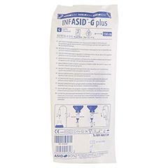 INFASID G Plus Infusionsgerät 150 cm Schlauch 1 Stück - Rückseite