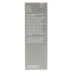 dermalogica Skin Prep Scrub 75 Milliliter - Rückseite