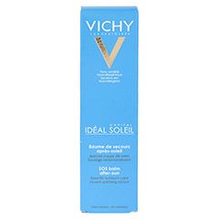 VICHY IDEAL SOLEIL SOS Repair Balsam 100 Milliliter - Rückseite